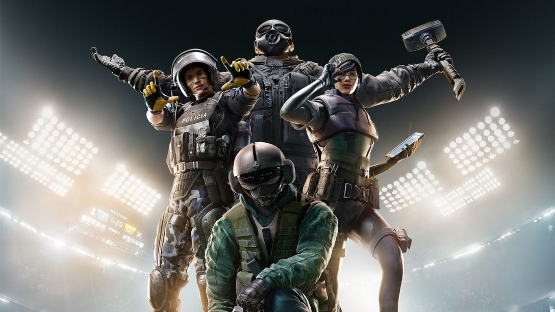 Next-gen details revealed for Rainbow Six Siege on PS5