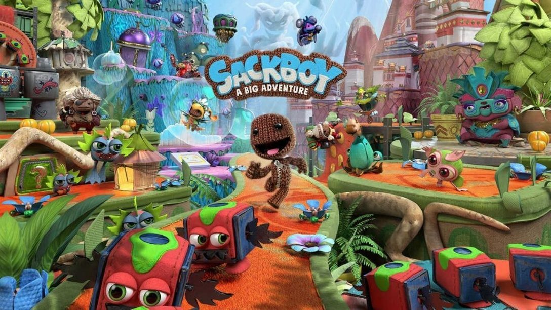 Online multiplayer comes to Sackboy: A Big Adventure later this year
