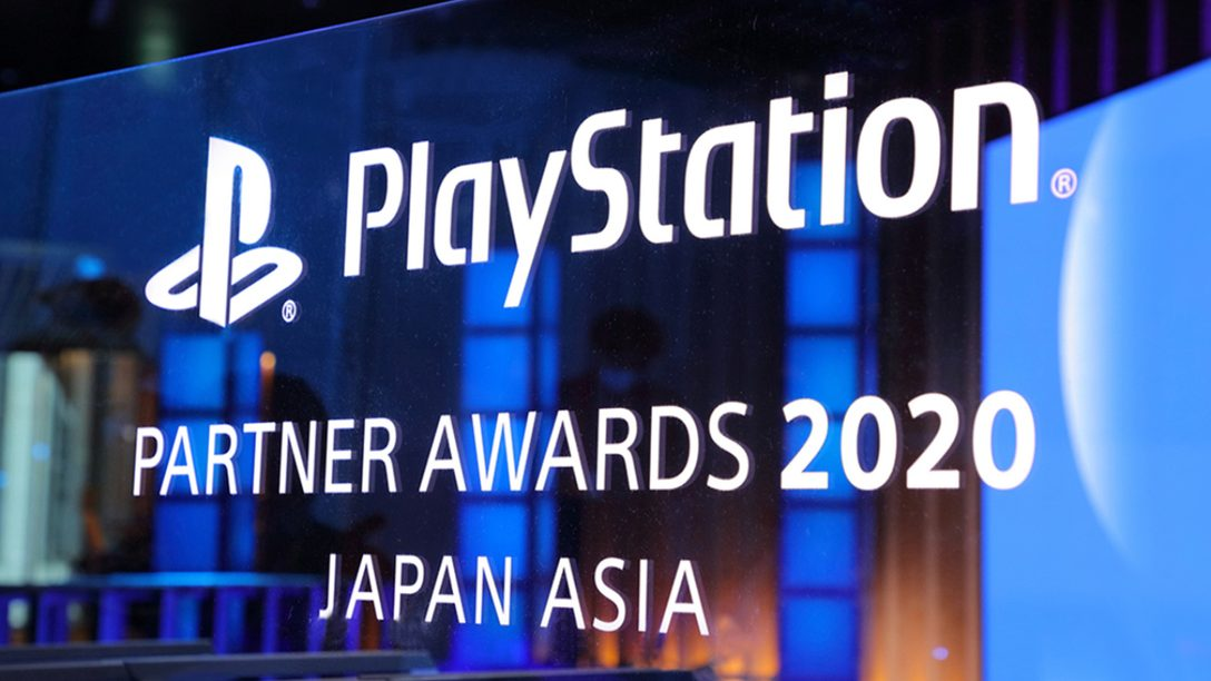 Highlights from PlayStation Partner Awards 2020 Japan Asia