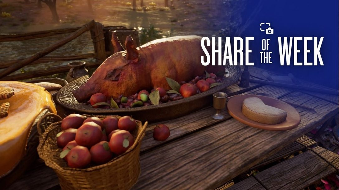 Share of the Week: Feast