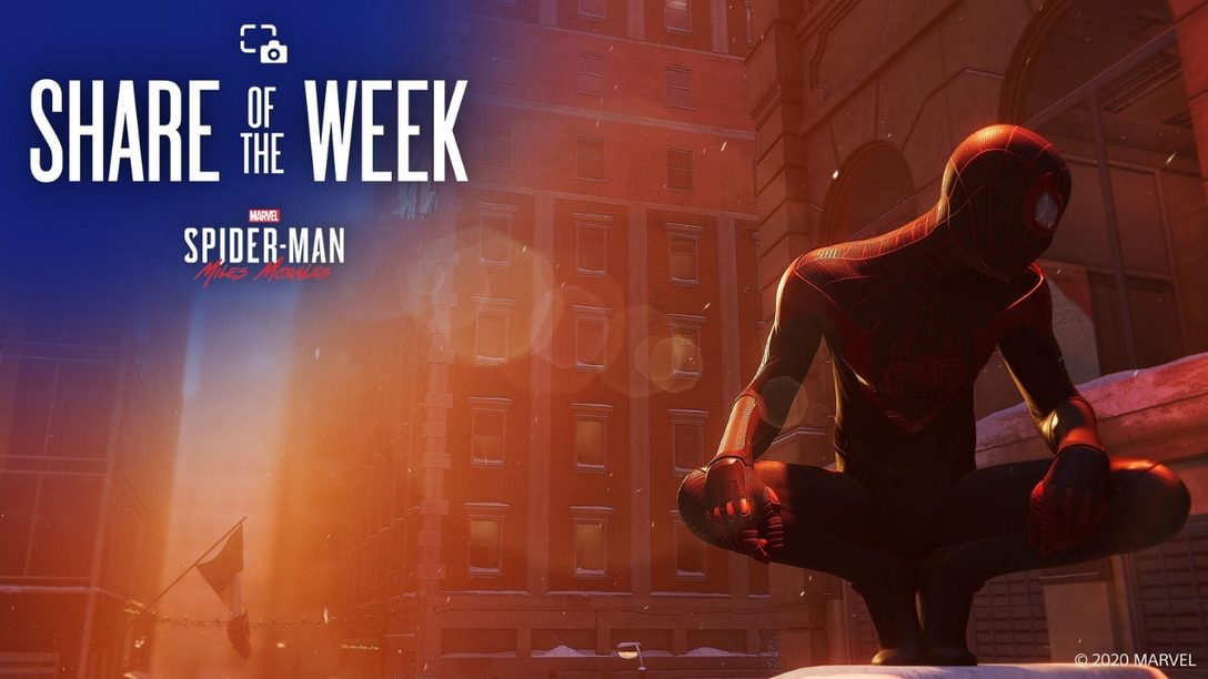 Share of the Week – Marvel's Spider-Man: Miles Morales