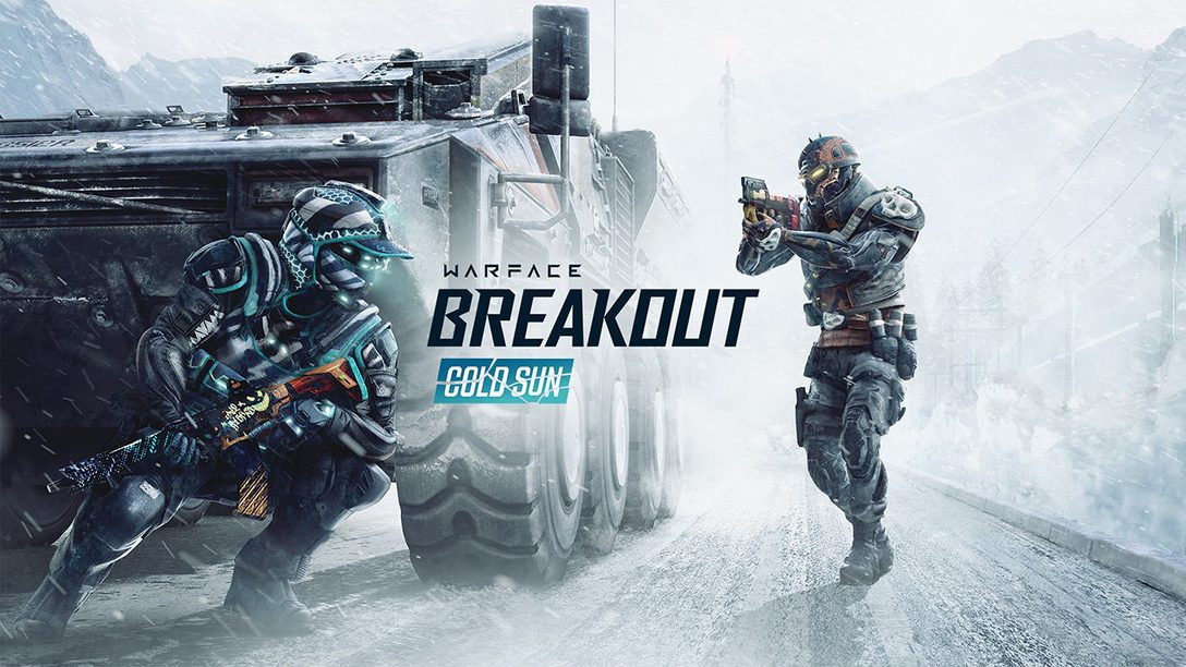 Survive the Cold Sun in Warface: Breakout's new season
