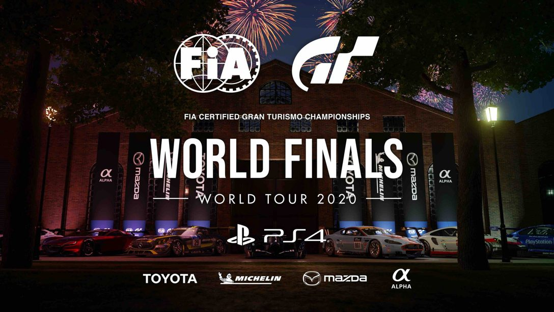 FIA Gran Turismo Championships 2020 World Finals offer three days of thrilling racing