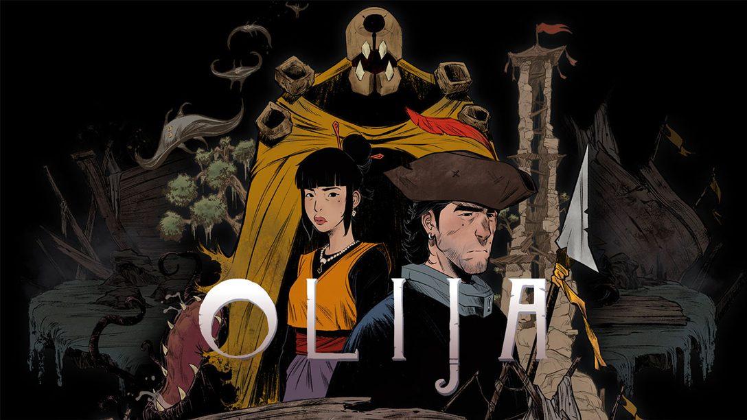 Action-fantasy adventure Olija sets sail for PS4 on January 28