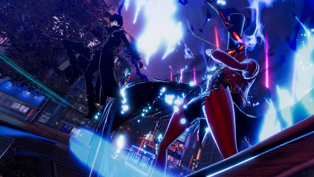 The Phantom Thieves are back in Persona 5 Strikers, releasing February 23 on PS4