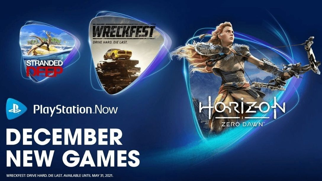 Horizon Zero Dawn, Stranded Deep and Broforce are your PS Now games for December