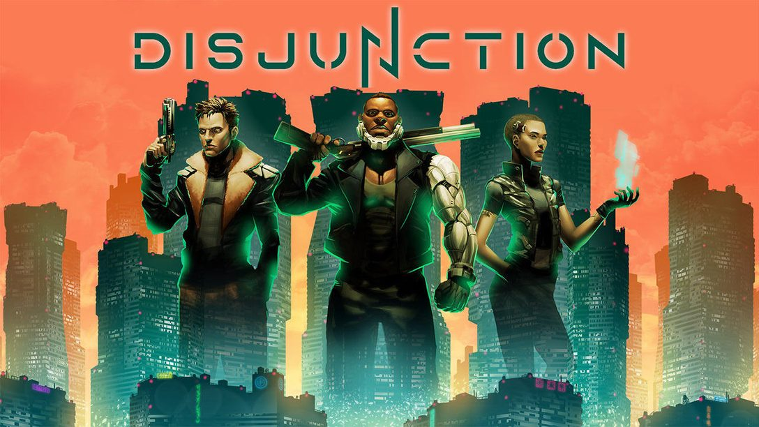 Stealth-action RPG Disjunction comes to PS4 on January 28