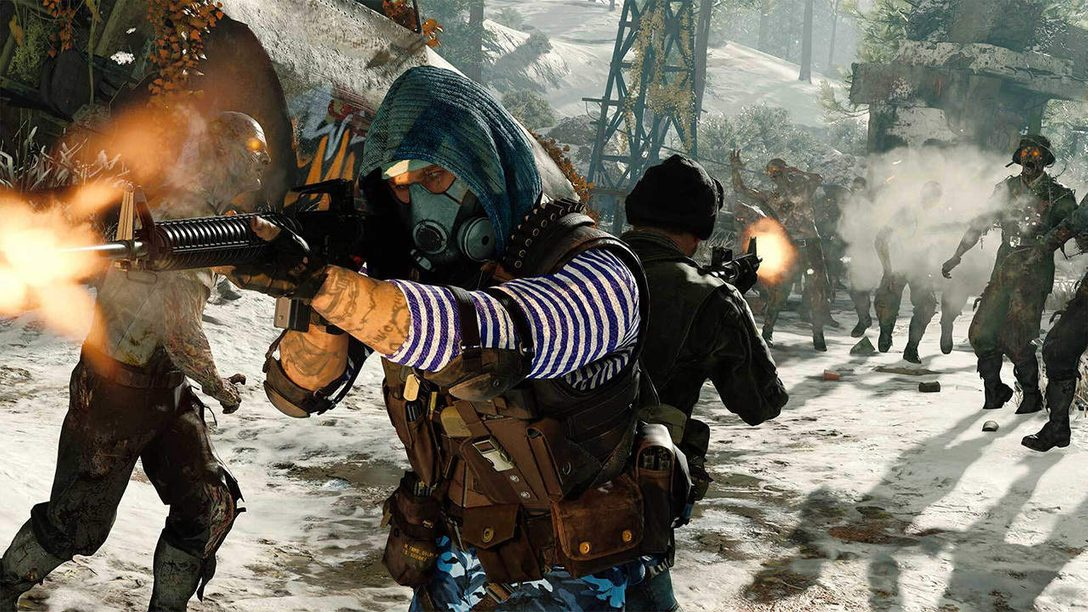 New Cranked Zombies mode comes to Black Ops Cold War, plus Zombies free access week