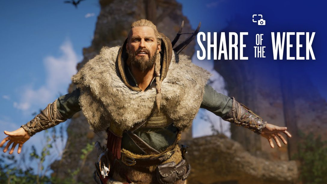 Share of the Week: Assassin's Creed Valhalla