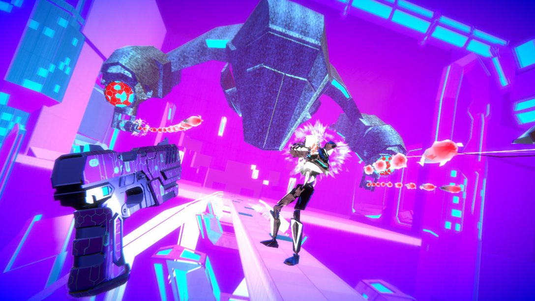 Inside the creation of Pistol Whip's cinematic PS VR campaign, 2089