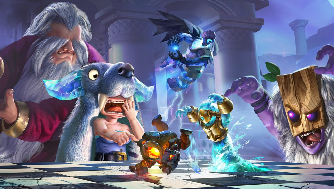 Strategic hero battler Auto Chess hits PS4 January 27