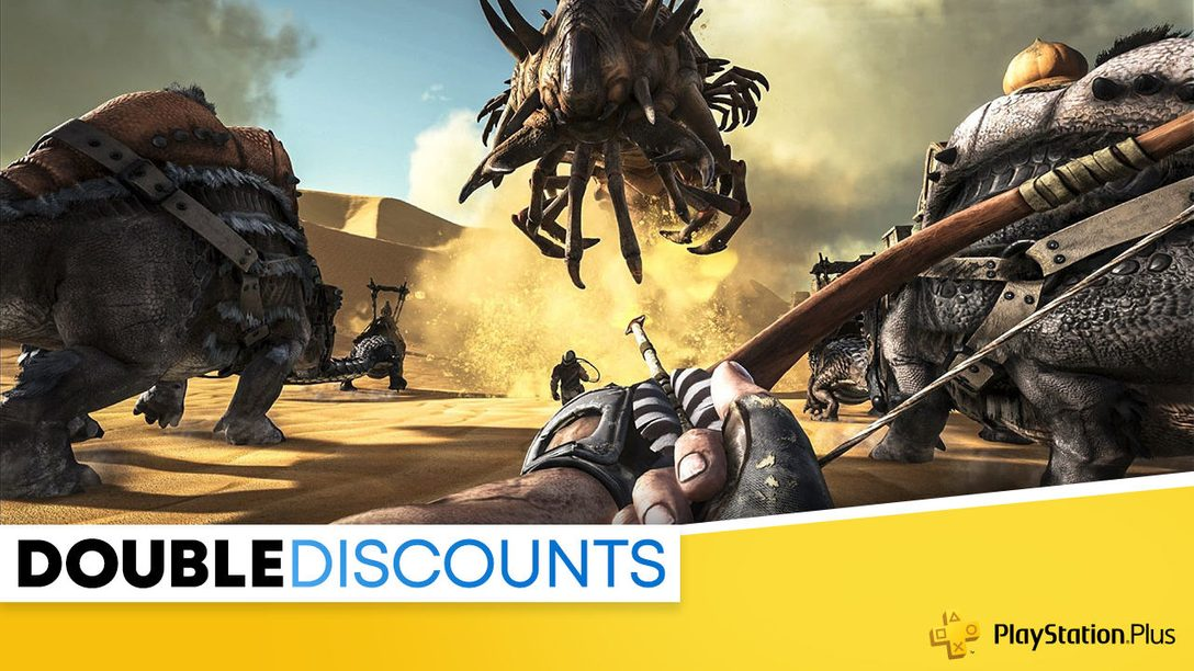 PlayStation Plus Double Discounts promotion comes to PlayStation Store
