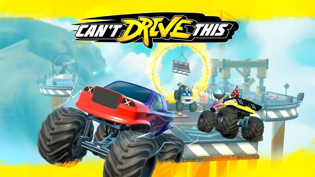 The split-screen chaos of Can't Drive This hits PS4 and PS5 March 19