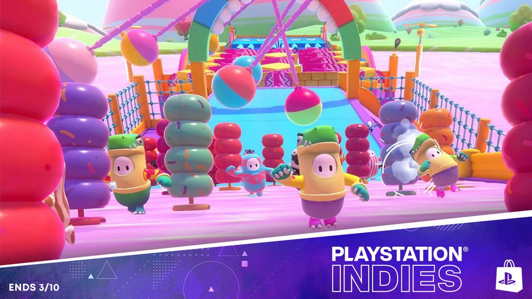 The epic-sized PlayStation Indies promotion comes to PlayStation Store