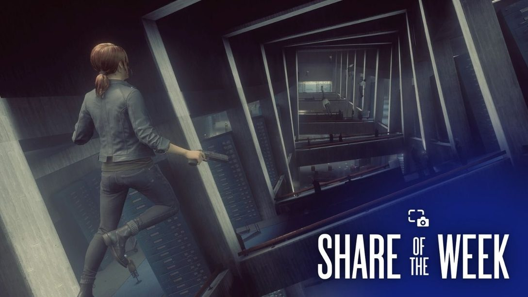 Share of the Week: Control – The Oldest House