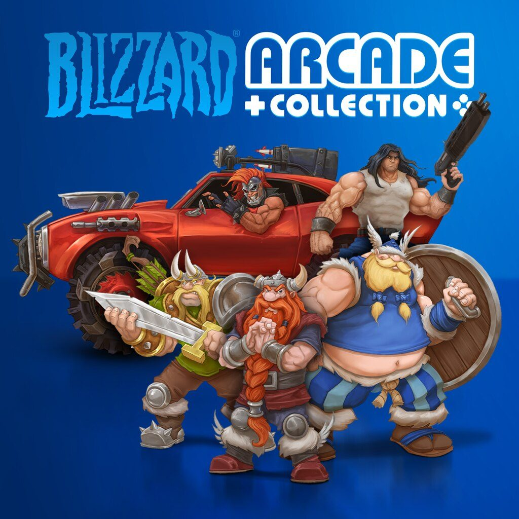 Blizzard Arcade Collection arrives today on PS4 and PS5 2