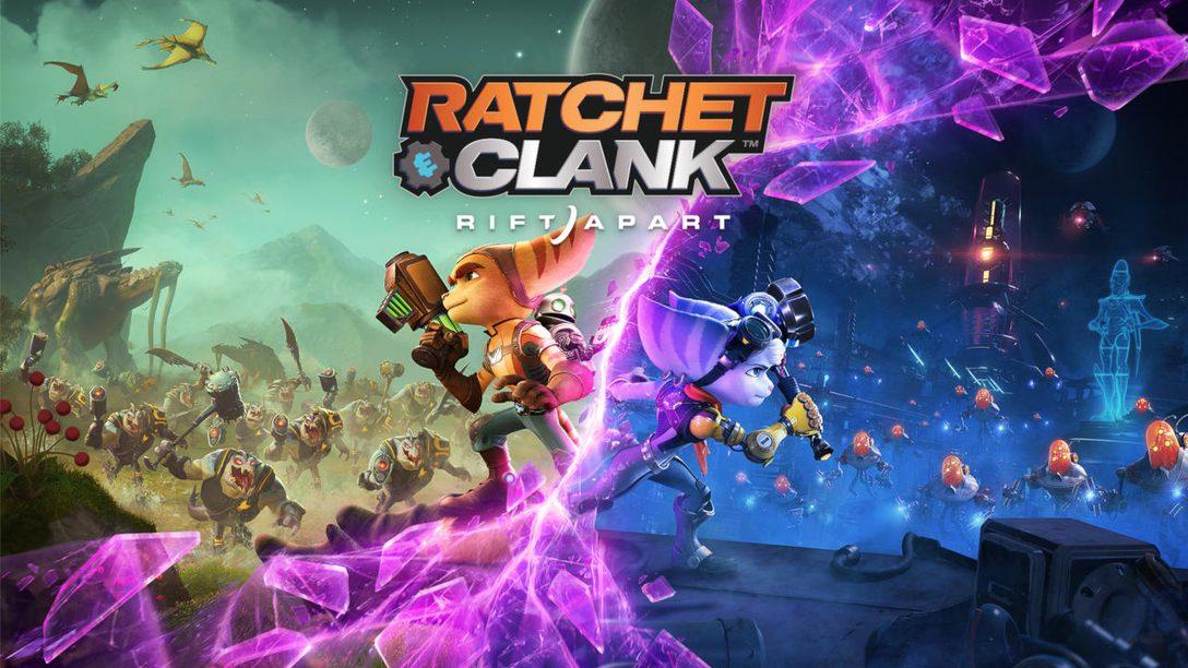 Ratchet & Clank: Rift Apart arrives on PS5 June 11