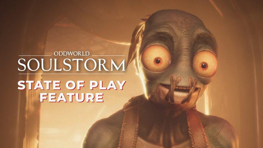 Oddworld: Soulstorm arrives on PS4 and PS5 April 6