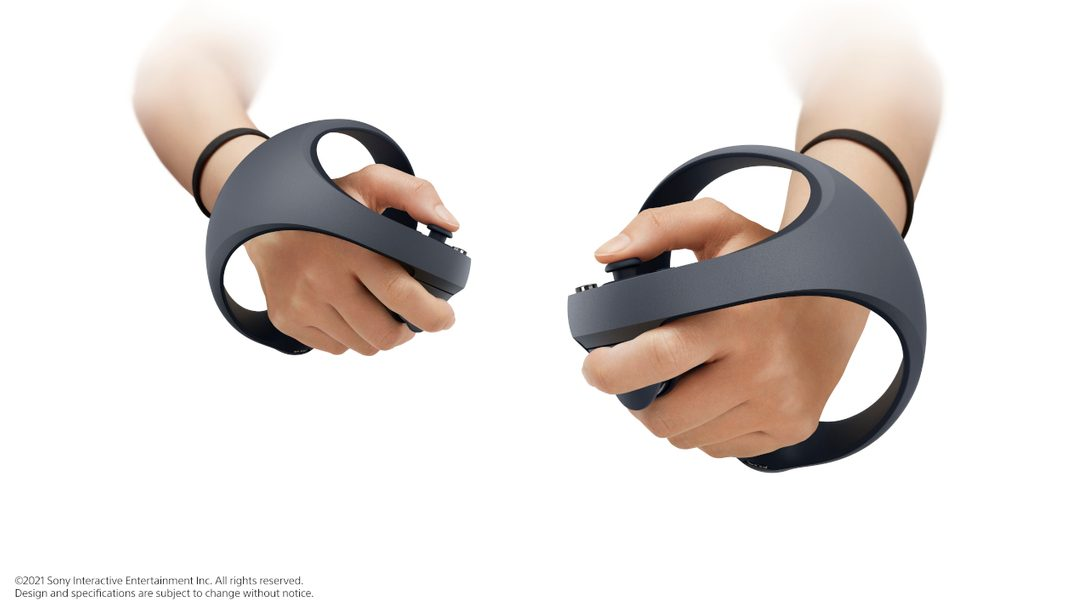 PSVR 2 controllers