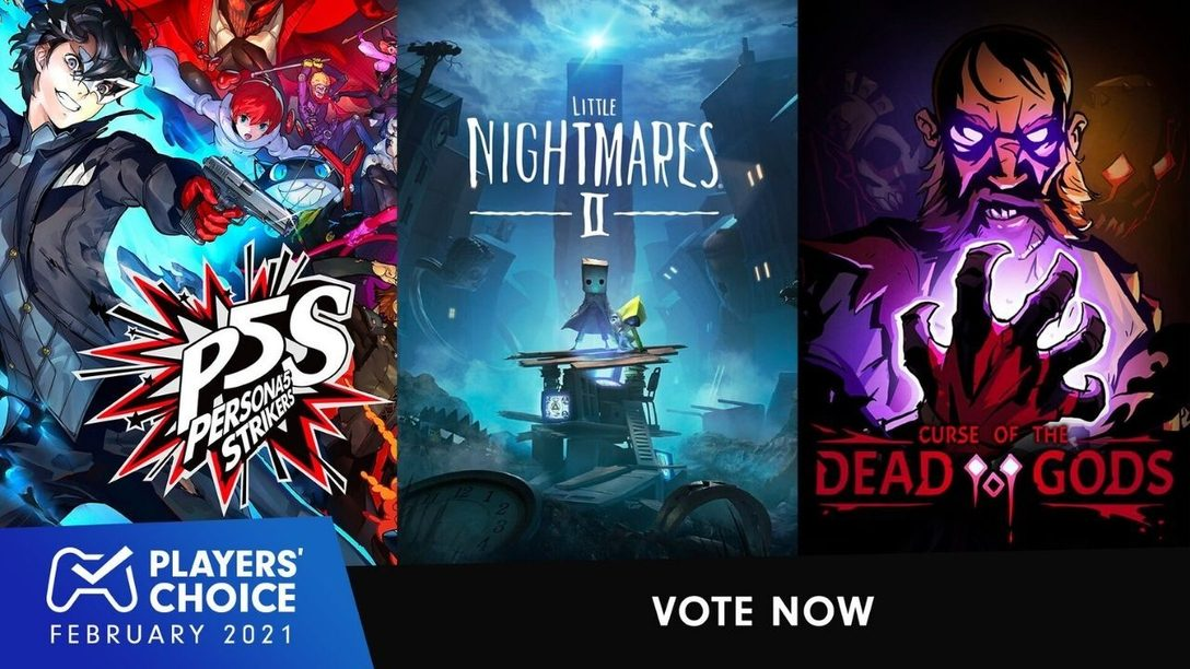 Players' Choice: Vote for February 2021's best new game