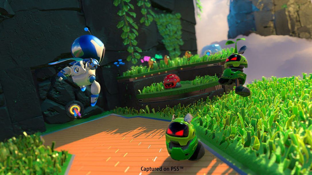 I'm Your GPU – Crafting the digitally-infused pop of Astro's Playroom