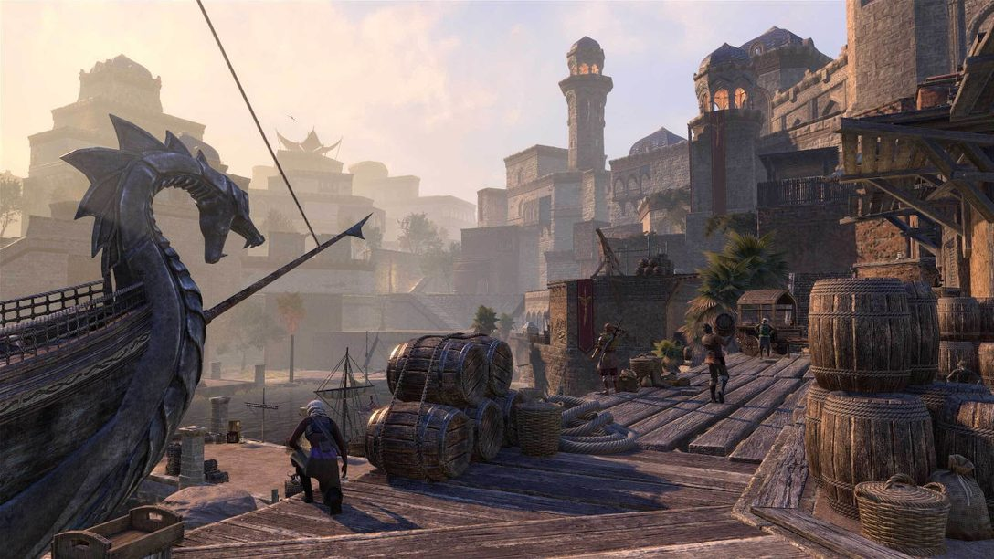 The Elder Scrolls Online: Console Enhanced comes to PS5 on June 8