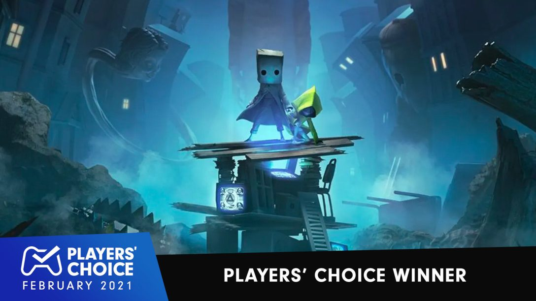 Players' Choice: Little Nightmares II Voted February 2021's Best New Game