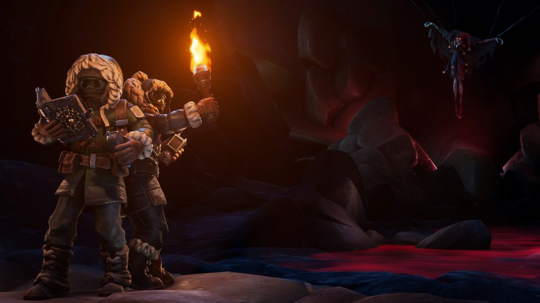 We Were Here Forever continues co-op puzzler series with new entry