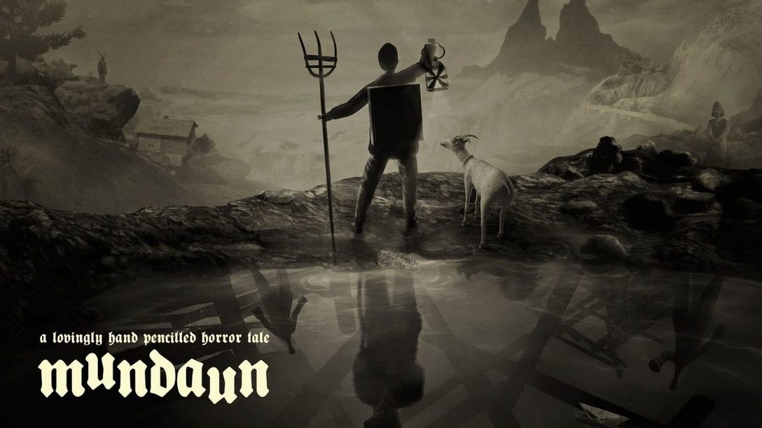 Mundaun invites you to a world of hand-drawn horror on PS4 tomorrow