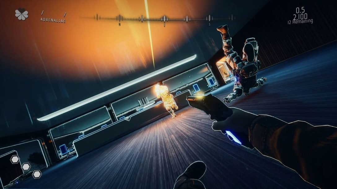 Severed Steel – a new FPS big on bullet time and stylish gunplay