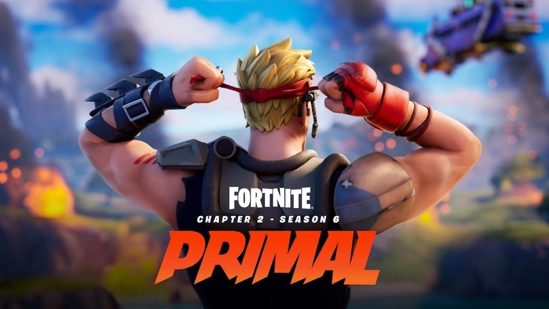 Your guide to survival in Fortnite Chapter 2 Season 6: Primal –  PlayStation.Blog