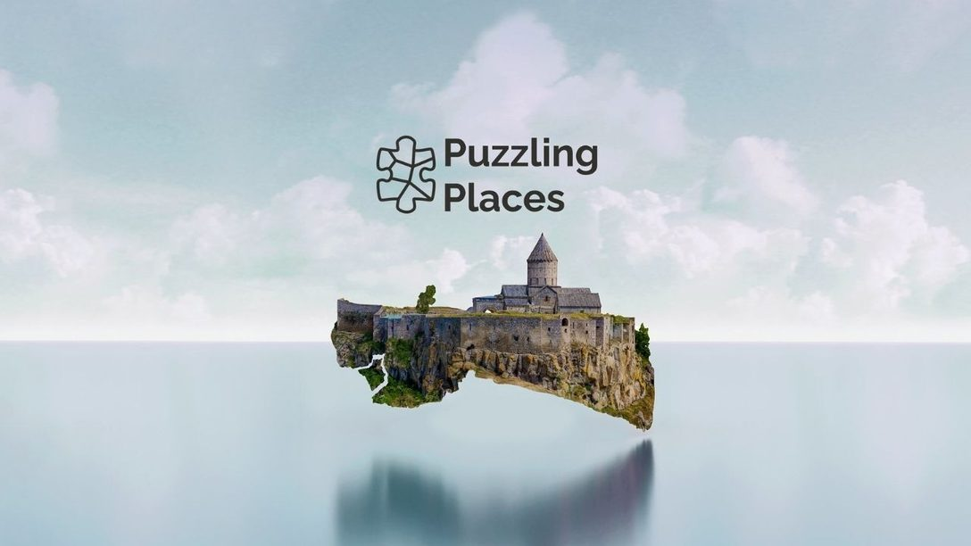 Puzzling Places, the 3D jigsaw puzzle game is coming to PS VR