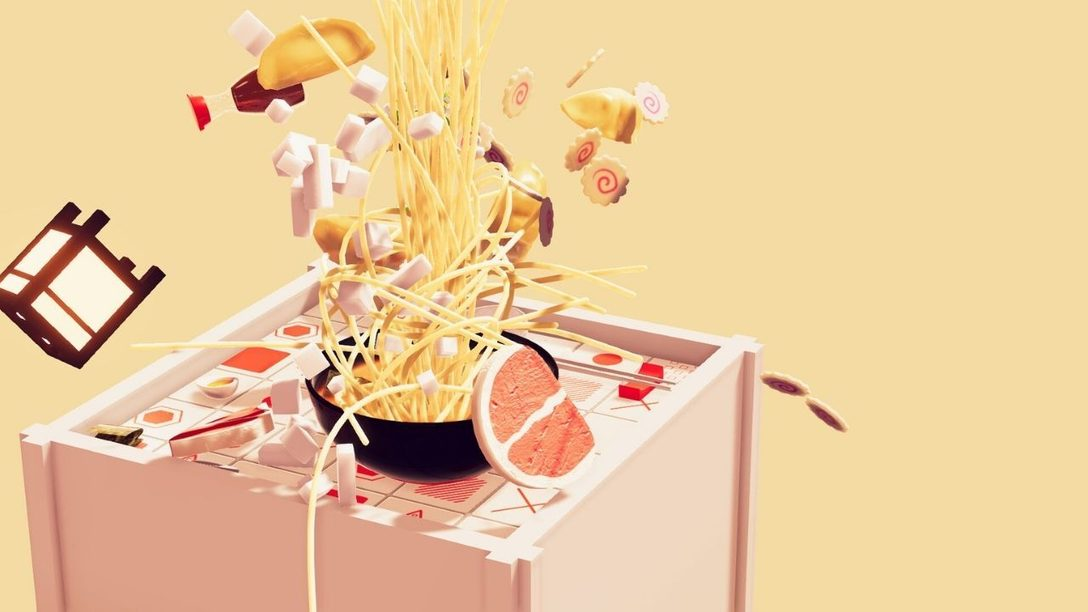 Nour: Play With Your Food's sous chef: an interactive soundtrack