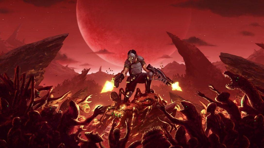Crimsonland dev discusses the twin-stick shooter's cult hit longevity