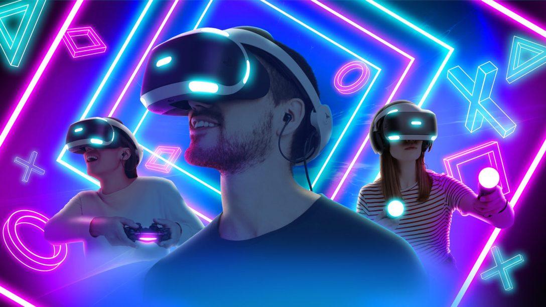 PS VR Spotlight returns today