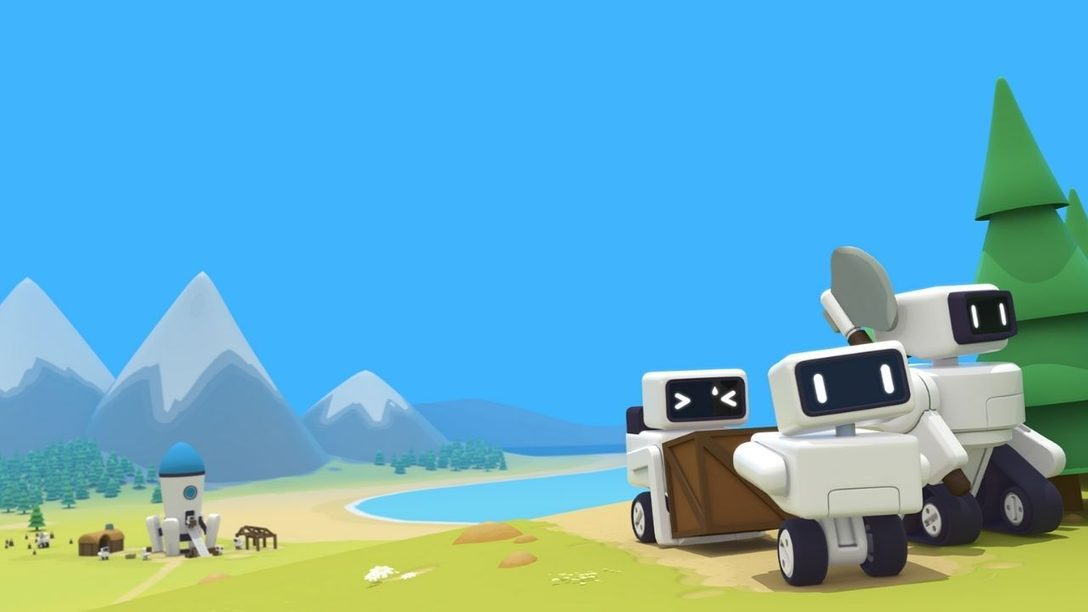 Build an automated city for cute robots in The Colonists out on PS4 May 4