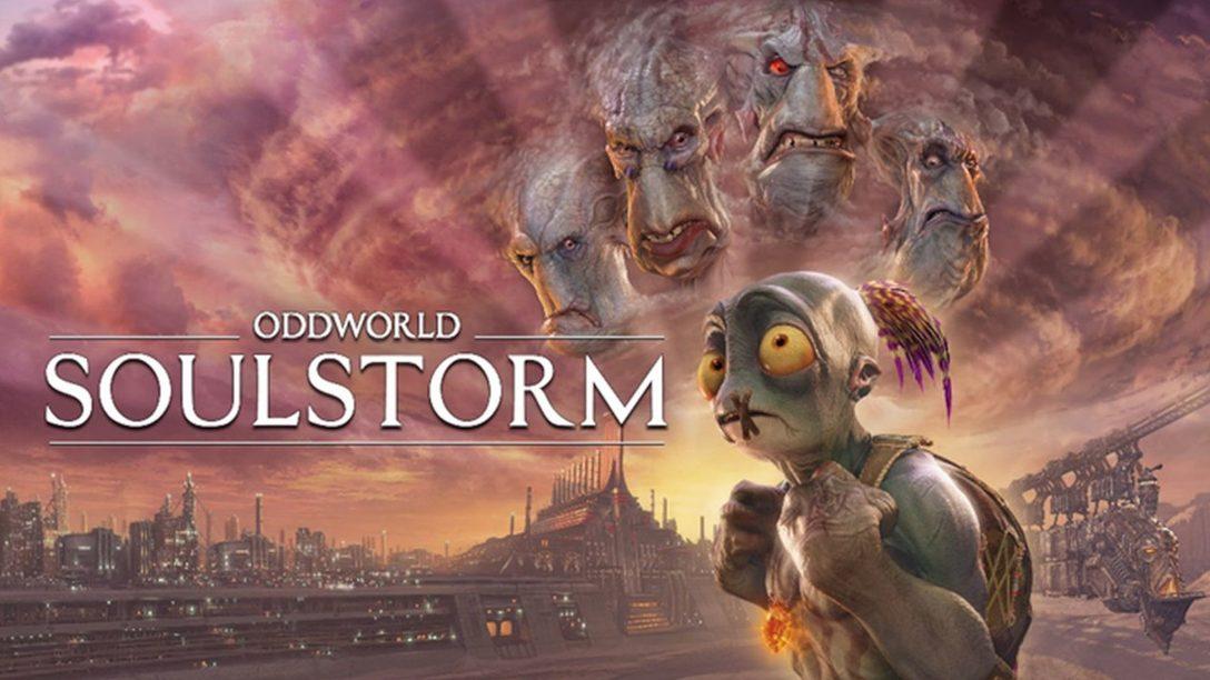 Oddworld: Soulstorm – Multiple endings and improving your Quarmic score – PlayStation.Blog