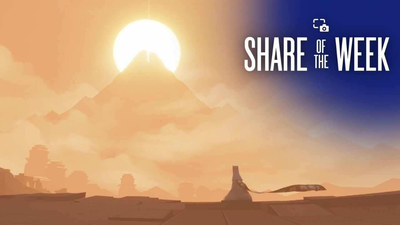 Share of the Week: Golden
