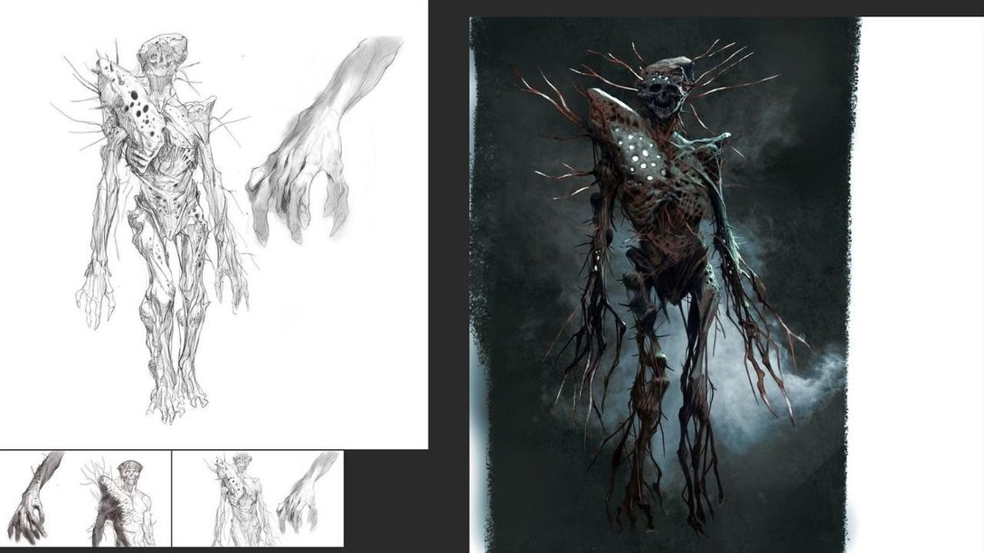 Creating Returnal's otherworldly enemies: VFX-driven tentacle tech and deep-sea inspirations