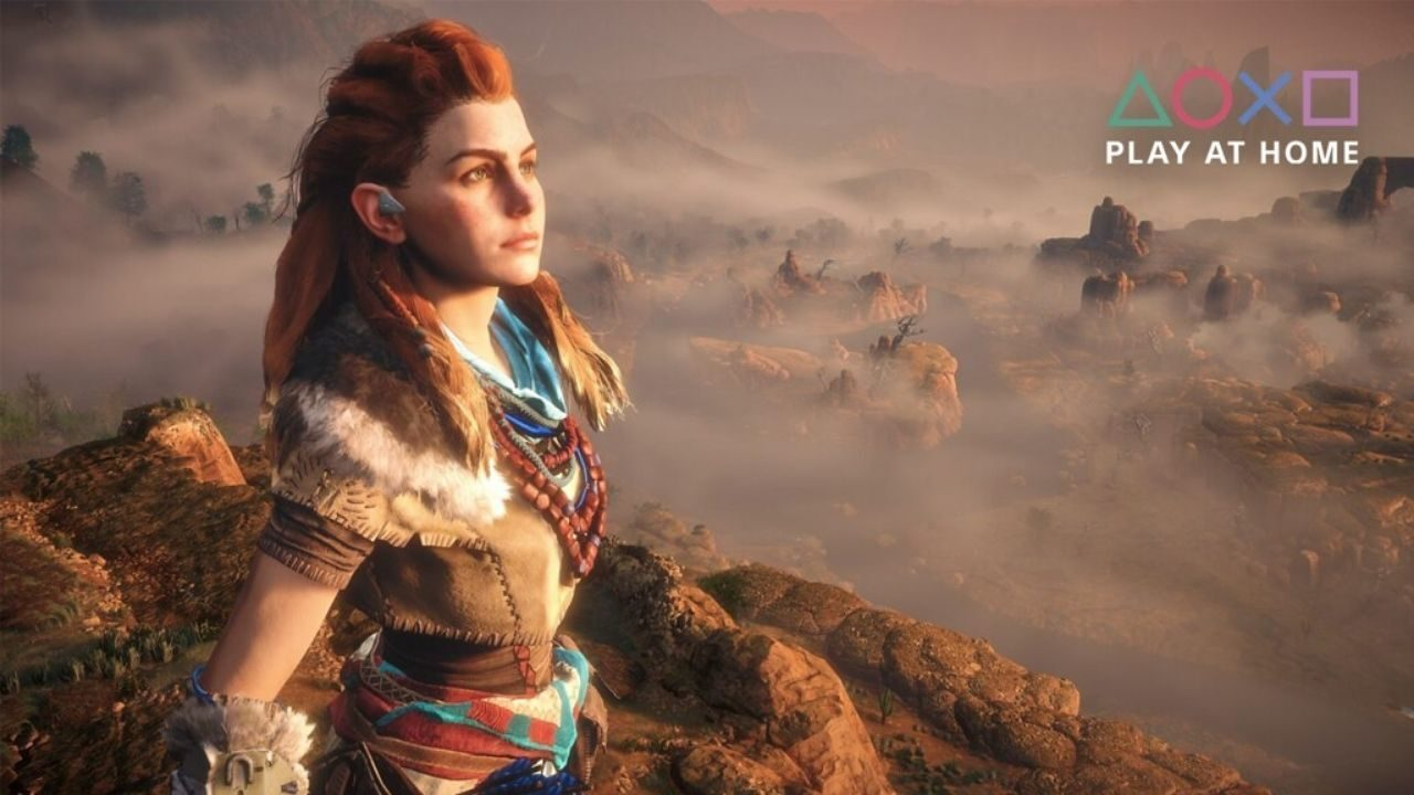 Play at Home Update – Horizon Zero Dawn Complete Edition free starting today