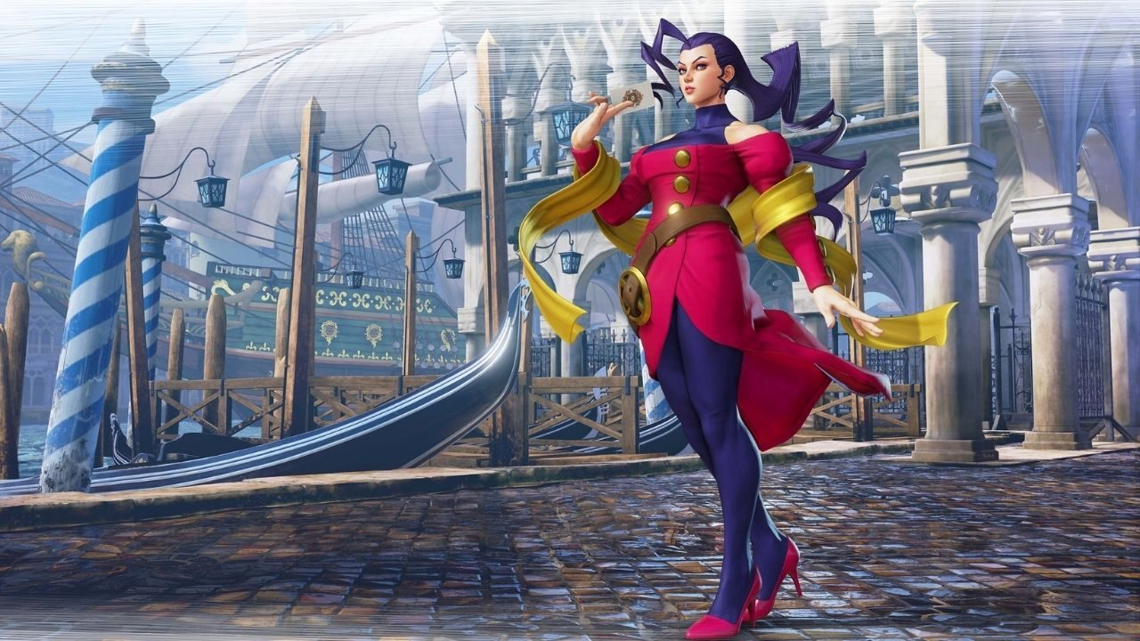 How Rose's return in SFV taps into her Street Fighter Alpha origins
