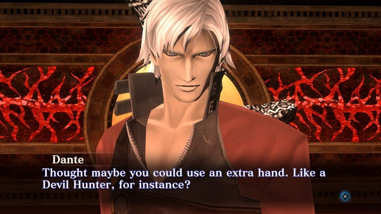"How ""Featuring Dante"" happened in Shin Megami Tensei III Nocturne HD Remaster"