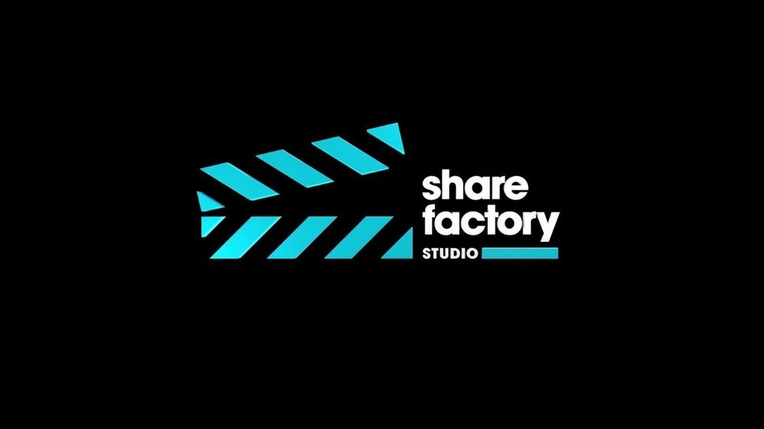 Latest update for Share Factory Studio on PS5 is available today