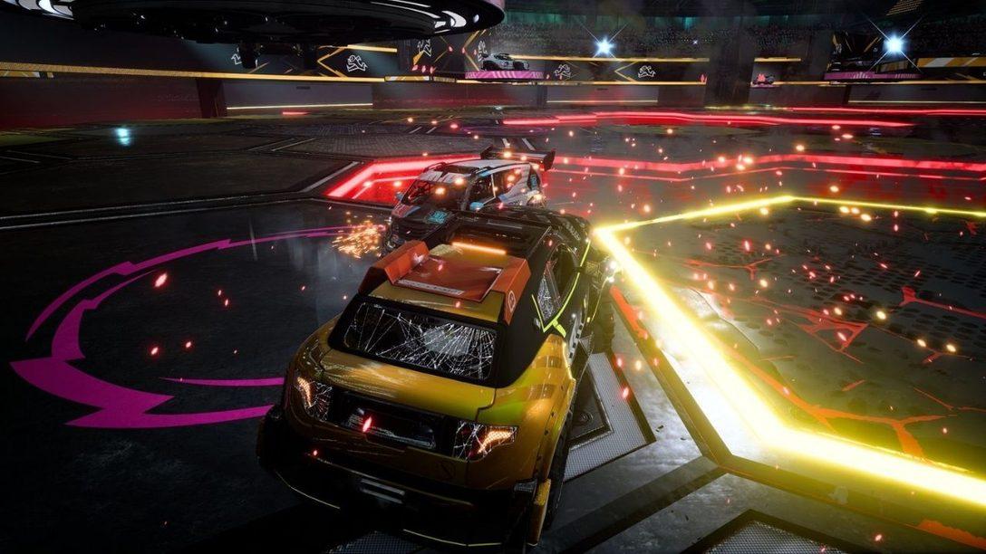 Mayhem never looked so good in Destruction AllStars star studded Season 1 – Hotshots