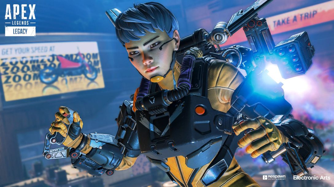 Apex Legends Legacy update: A look at 3v3 Arena mode, the highflying Valkyrie, and more
