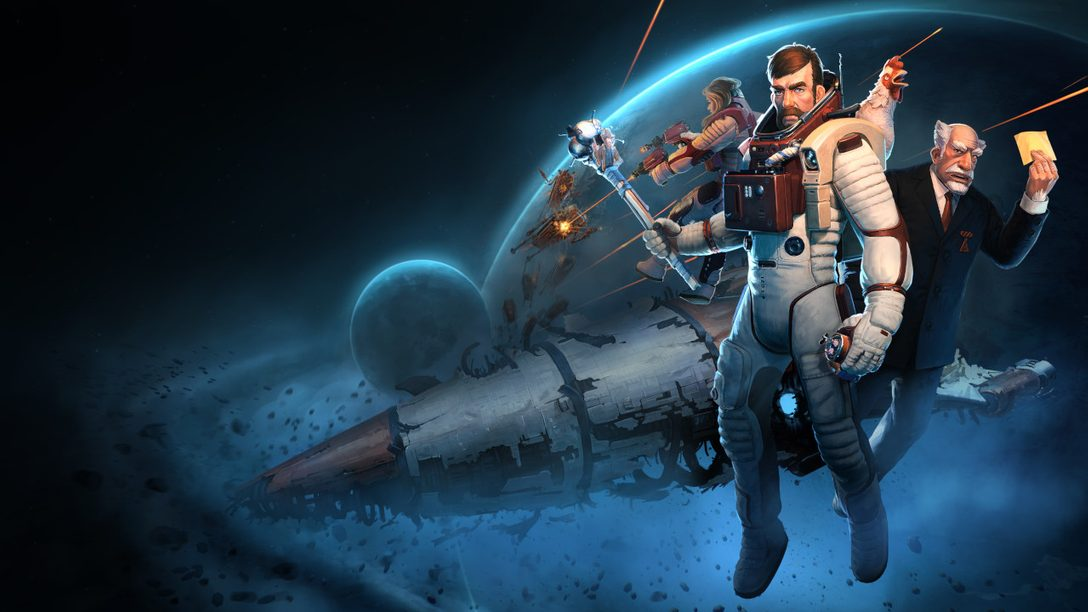 Breathedge: Five gameplay tips for space survival, out tomorrow