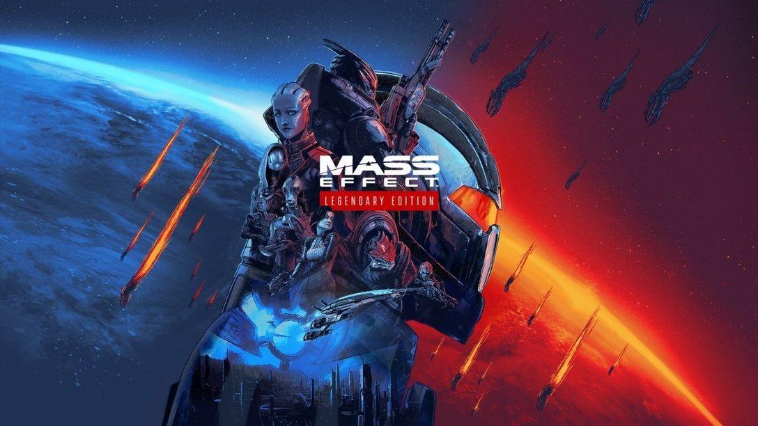 Mass Effect Legendary Edition: Rebalancing, tuning, & mechanical improvements