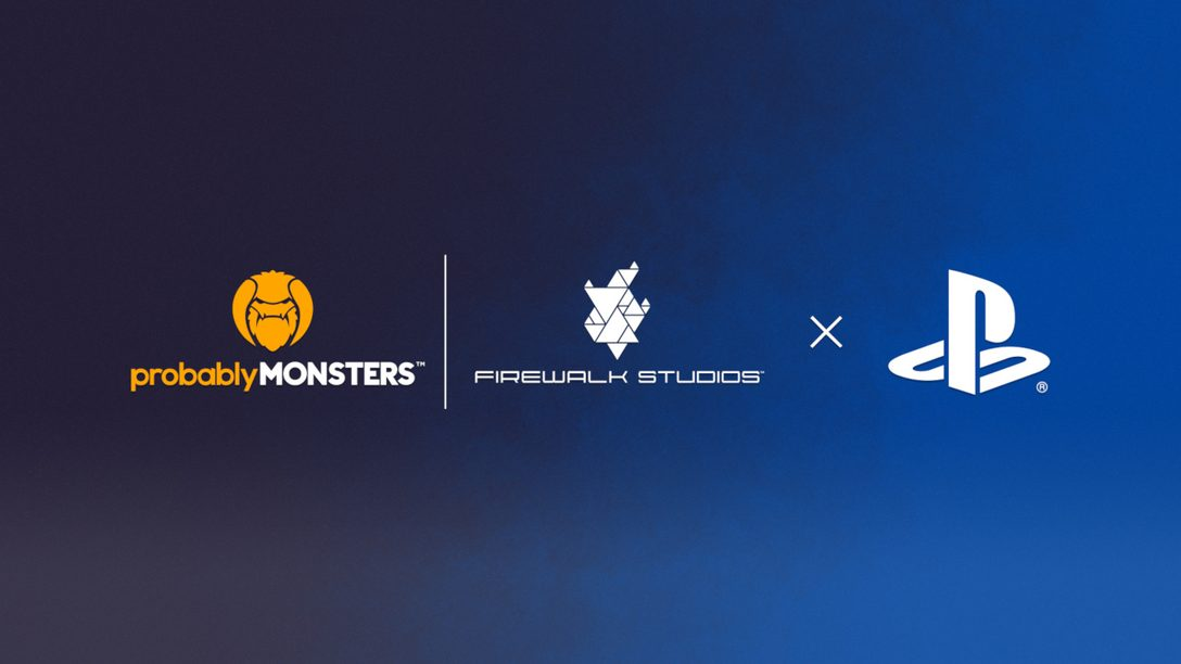 PlayStation and Firewalk Studios announce publishing partnership for a new, original multiplayer IP