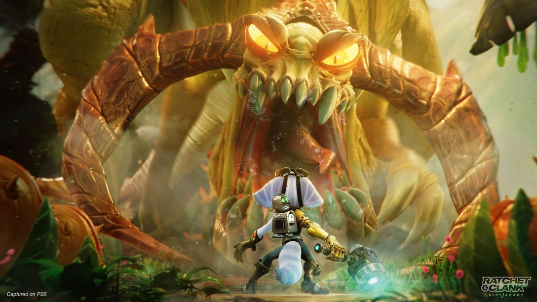 15 mins of new gameplay for Ratchet & Clank: Rift Apart