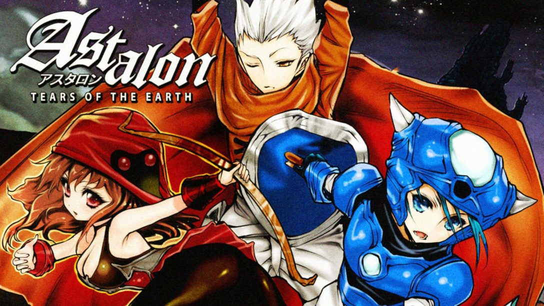2D action-platformer Astalon: Tears of the Earth comes to PS4 June 3